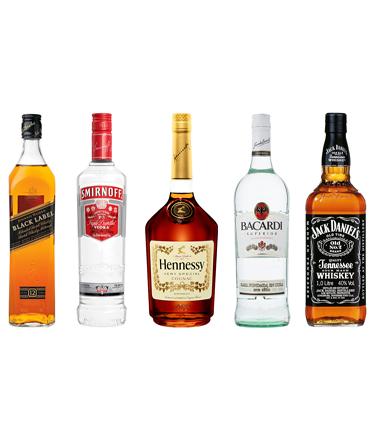 Duty-free Liquor