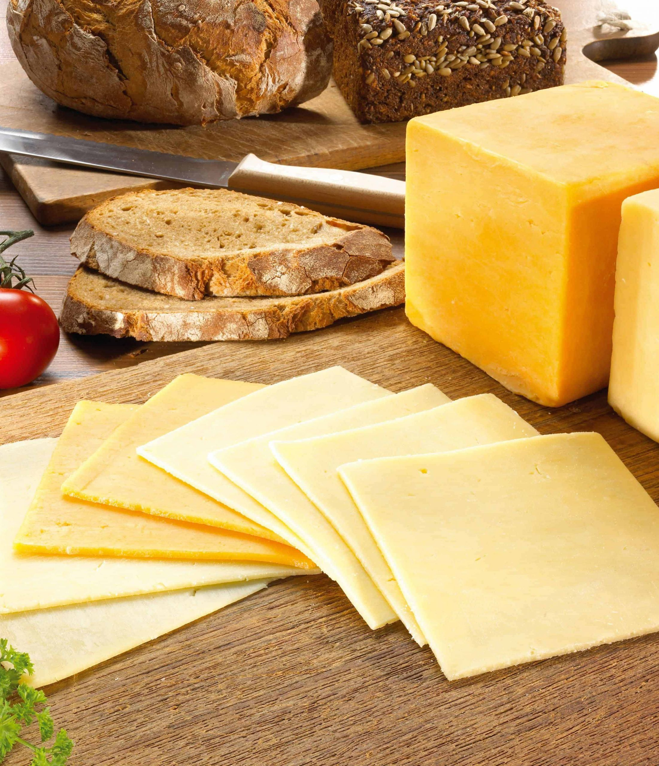 Dairy-Cheese Sliced